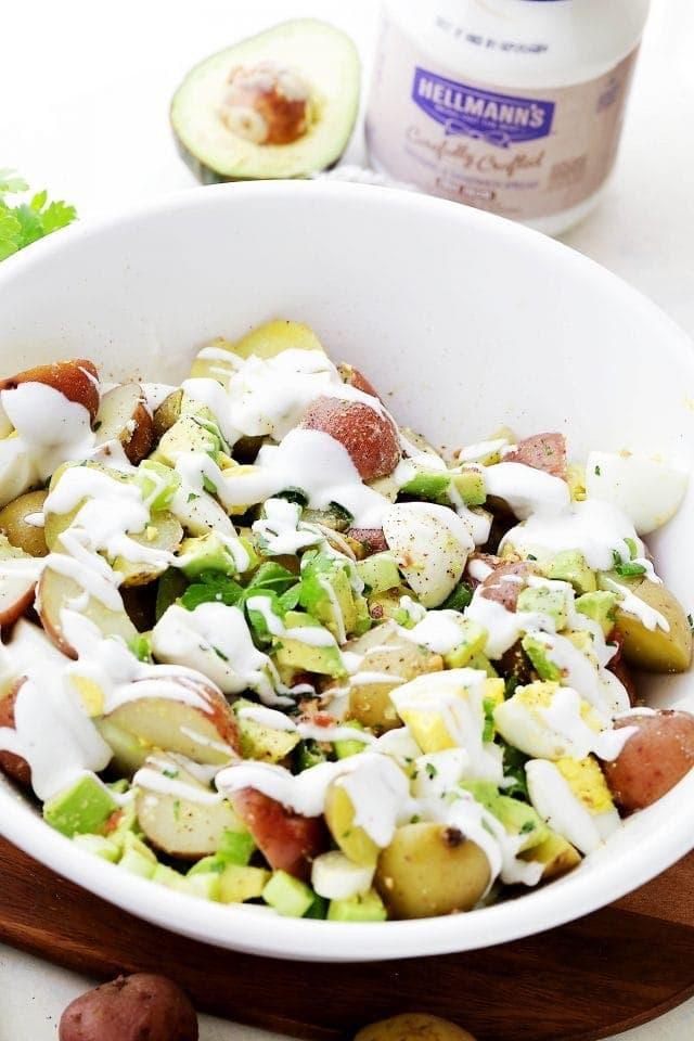 Hellmann's Potato Salad Recipe Easy