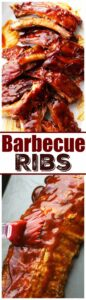 Barbecue Ribs Recipe | The Best Oven Baked BBQ Ribs Recipe