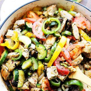 Chicken Ratatouille Recipe