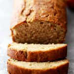 Healthy Apple and Zucchini Bread
