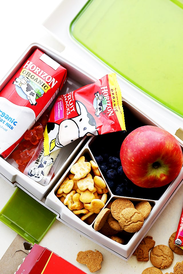Horizon Organic Lunch Bento Box