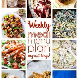 WEEKLY MEAL PLAN (WEEK 57)