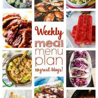 WEEKLY MEAL PLAN (WEEK 58)