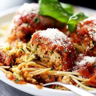 """Ricotta Zucchini """"Meatballs"""" Recipe"""