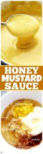 Easy Homemade Honey Mustard Sauce Recipe | Diethood