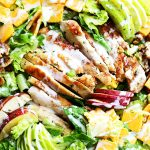 Apples and Cheddar Chicken Salad Recipe