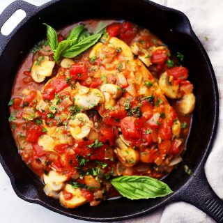 Chicken Marengo + Hunt's Tomatoes