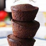 Veggie (Chocolate) Muffins + Garden Lites