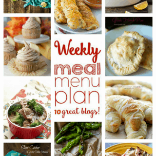 WEEKLY MEAL PLAN (WEEK 64)