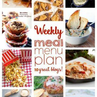 WEEKLY MEAL PLAN (WEEK 61)