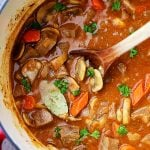 Beer Beef Stew Recipe