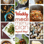 WEEKLY MEAL PLAN (WEEK 67)