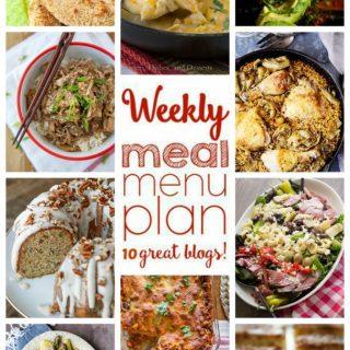 WEEKLY MEAL PLAN (WEEK 66)