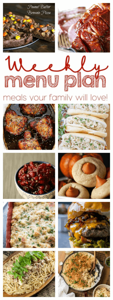 Pinterest Collage for Week 68 Meal Plan