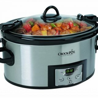GIVEAWAY – Hamilton Beach Food Processor and 6-Quart Crock Pot!