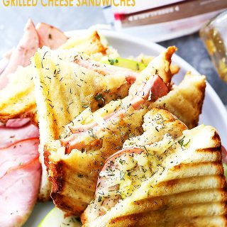 Ham and Apple Grilled Cheese Sandwich + $50 Sam's Club Gift Card Giveaway!