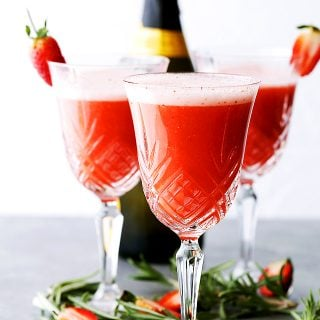 Rossini Cocktail