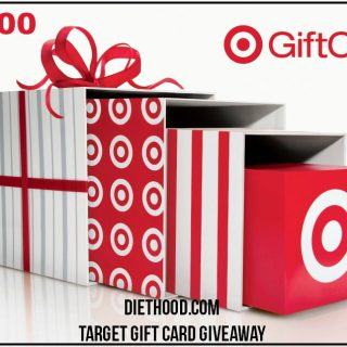 $100.00 Target Gift Card Giveaway!