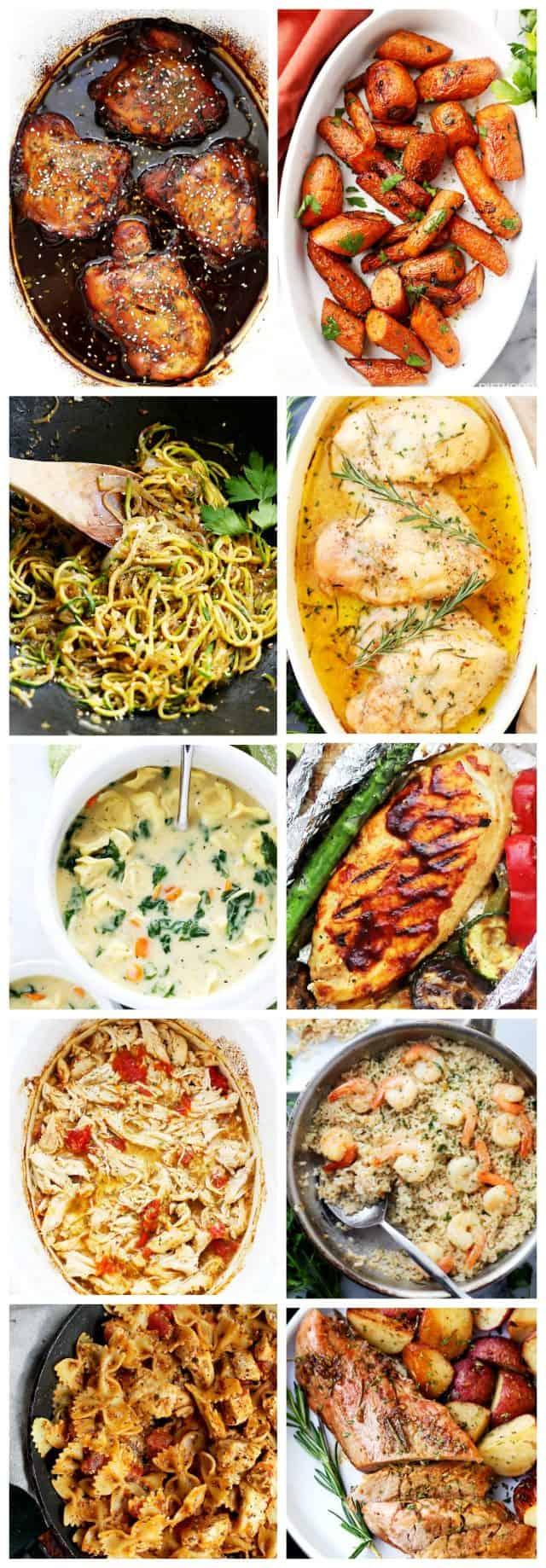 TOP TEN DIETHOOD RECIPES OF 2016