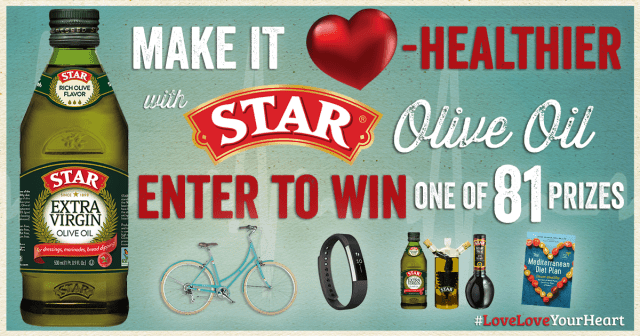 Heart Health Sweepstakes