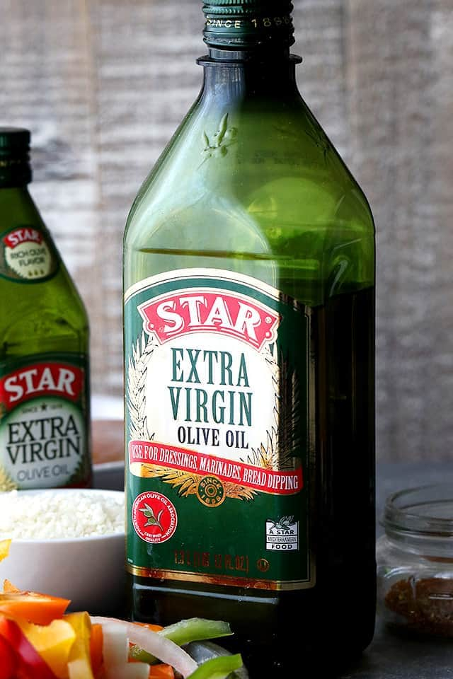 STAR Extra Virgin Olive Oil