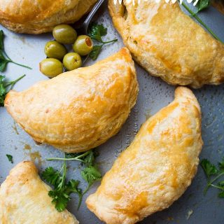 Beef Empanadas with Olives + How Do You O-live Sweepstakes!