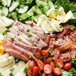 Chef's Salad Recipe + $100 Visa Gift Card Giveaway!