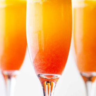Sunrise Mimosa Recipe