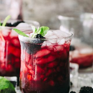 Blackberry Mint Julep Recipe