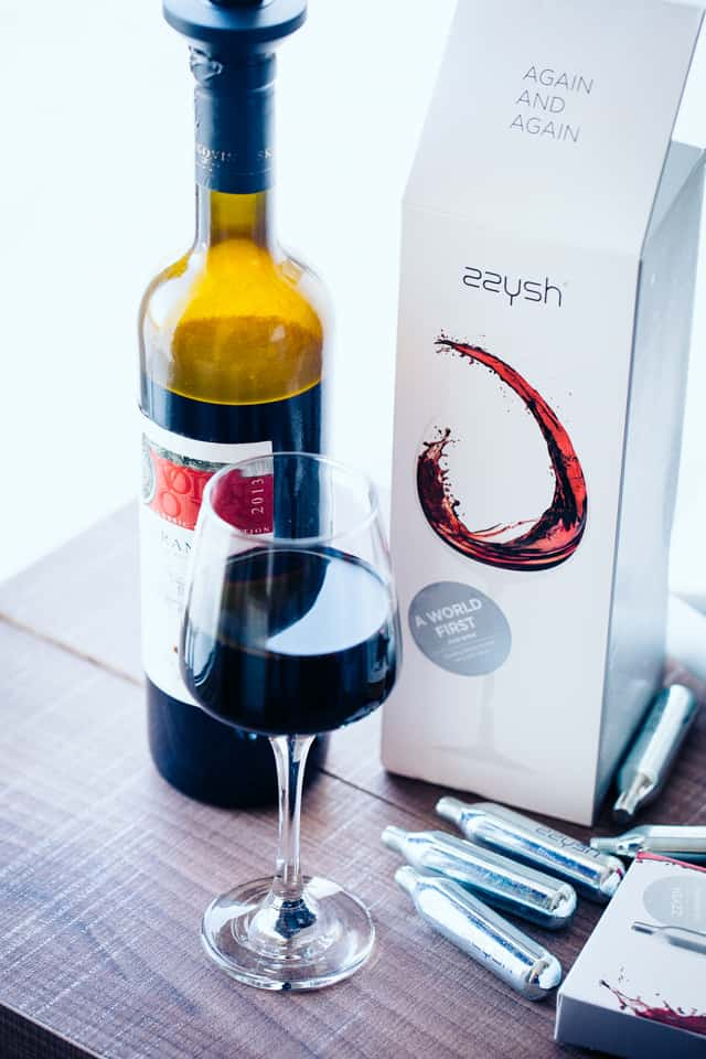 How to Preserve Your Wine with ZZysh - A revolutionary wine preserving system that keeps a bottle's natural taste for WEEKS after it is opened!