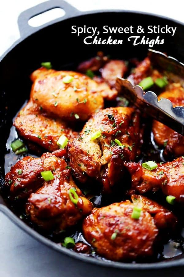 Spicy-Sweet-and-Sticky-Chicken-Thighs-Diethood-600x900