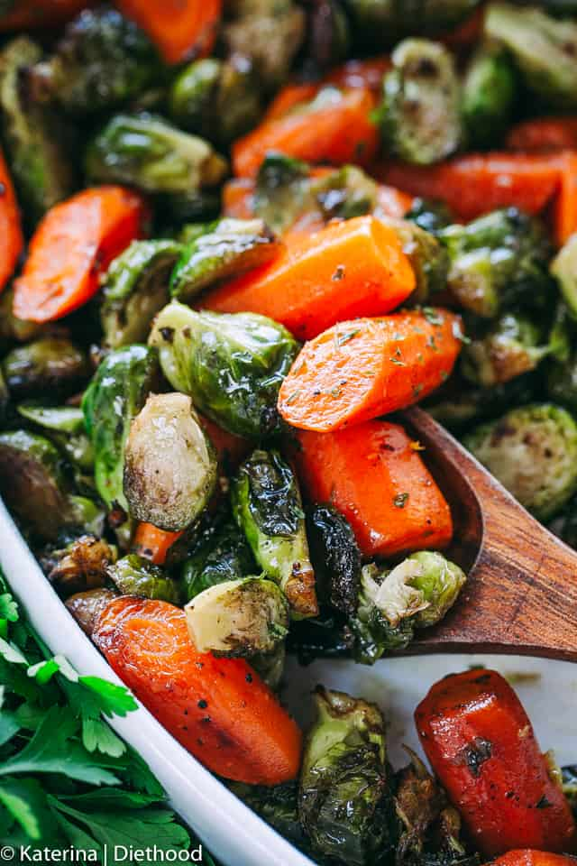 Brussel Sprout Recipes Easy Oven