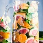 Spa Detox Water Recipe