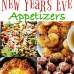 15 Quick and Easy New Year's Eve Appetizers Recipes