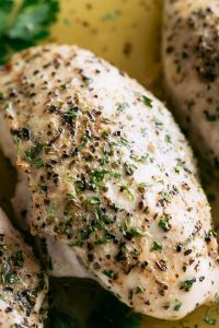 Easy Baked Chicken Breast Recipe