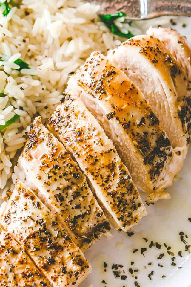 How To Bake Chicken Breasts Easy Chicken Recipe Dinner Idea