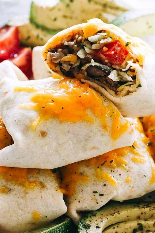 Instant Pot Beef Burritos Recipe Simple Amp Fast Instant Pot Dinner Idea