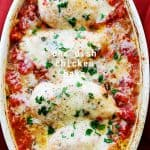 One Dish Chicken Bake