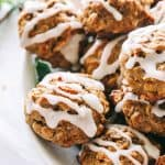 Carrot Cake Oatmeal Cookies Recipe