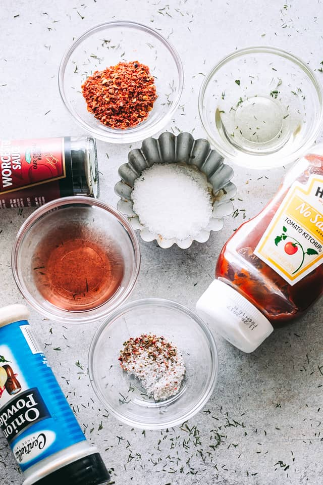 ingredients for copycat catalina dressing