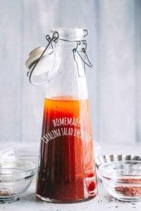 Homemade Catalina Dressing | Healthy Salad Dressing Recipe