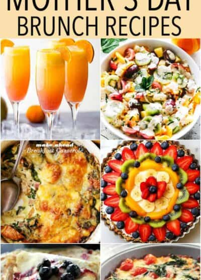 The Best Mother's Day Brunch Recipes - The best way to start off Mother's Day is with one of these delicious brunch recipes. Whether Mom prefers breakfast in bed or a brunch with the whole family, you can't go wrong with these impressive brunch ideas.