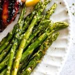Grilled Asparagus Recipe | How To Cook Asparagus on the Grill