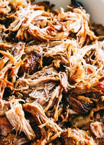 Instant Pot Barbecue Pulled Pork - Tender and juicy, quick and easy to make barbecue pulled pork prepared in the Instant Pot!