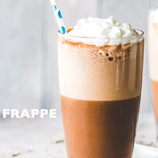 The Best Coffee Frappe Recipe