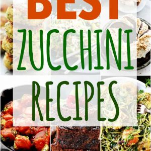 15 Best Zucchini Recipes -Fromzucchini bread to zucchini chips and zucchini noodles, these zucchini recipes will help you make the most of summer's most abundant veggie!