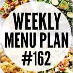 WEEKLY MENU PLAN (#162)