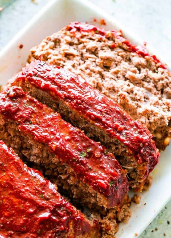 Easy Meatloaf Recipe | Low Carb & Keto Beef Chuck Recipe