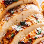 Juicy Oven Baked Chicken Breasts