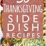 30 Thanksgiving Side Dish Recipes